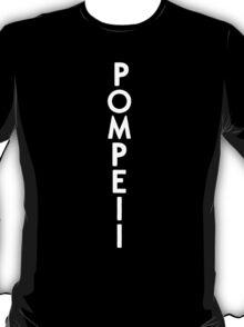 Bastille - Pompeii #2 T-Shirt