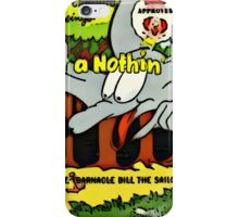Vintage Record Cartoon iPhone Case/Skin