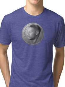 Dimes Look Different in Philly - Ben Simmons (Dime Only Variant) Tri-blend T-Shirt