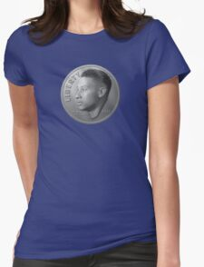 Dimes Look Different in Philly - Ben Simmons (Dime Only Variant) Womens Fitted T-Shirt