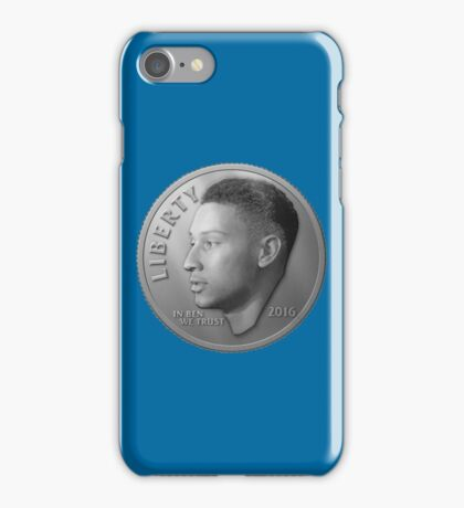 Dimes Look Different in Philly - Ben Simmons (Dime Only Variant) iPhone Case/Skin