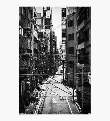 Tokyo Photographic Print