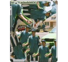Salad days are over  iPad Case/Skin