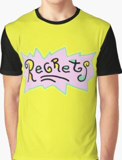 Rugrat Regrets Graphic T-Shirt