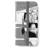Manga Page iPhone Wallet/Case/Skin
