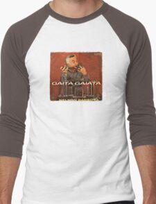 Vintage Record Gaita Gaiata Men's Baseball ¾ T-Shirt