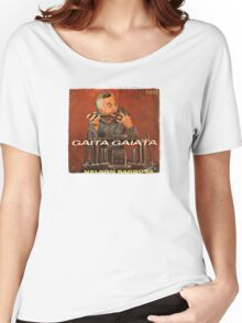 Vintage Record Gaita Gaiata Women's Relaxed Fit T-Shirt