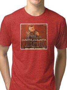 Vintage Record Gaita Gaiata Tri-blend T-Shirt