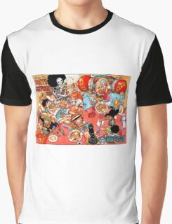 ONE PIECE #14 Graphic T-Shirt