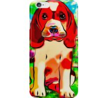 Beagle Puppy iPhone Case/Skin