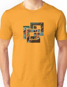Vintage Jap Cartoon Unisex T-Shirt