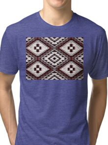 Navajo Red Eye Dazzler  Tri-blend T-Shirt