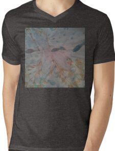 Meditation on Nature  Mens V-Neck T-Shirt