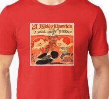 Vintage Cartoon Record Unisex T-Shirt