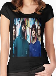 Animal Collective #3 Women's Fitted Scoop T-Shirt