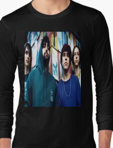 Animal Collective #3 Long Sleeve T-Shirt