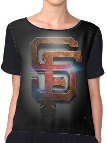 SF Giants MOS Chiffon Top