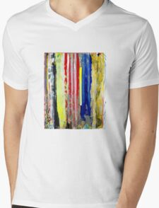 Veil 75 Mens V-Neck T-Shirt