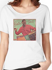 Beating Time Vintage Record Women's Relaxed Fit T-Shirt