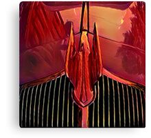 Hot Wings Canvas Print