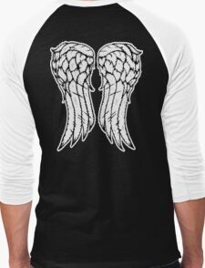Dixon Wings Men's Baseball ¾ T-Shirt