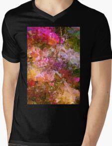 Abstract 276 Mens V-Neck T-Shirt