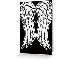 Dixon Wings Greeting Card