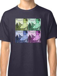 Vintage Pattern Retro Classic T-Shirt