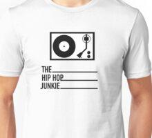 Hip Hop Junkie Transparent  Unisex T-Shirt