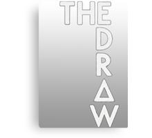 Bastille - The Draw #2 Canvas Print