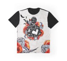 PICTURE OF DORIAN GREY - TOO FOND OF READING Graphic T-Shirt