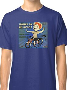 Vintage Record Johnny Bike Classic T-Shirt