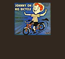 Vintage Record Johnny Bike Unisex T-Shirt