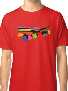 Amazing abstract 60's Vintage cover album Classic T-Shirt