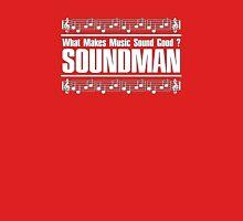 Good Soundman White Unisex T-Shirt