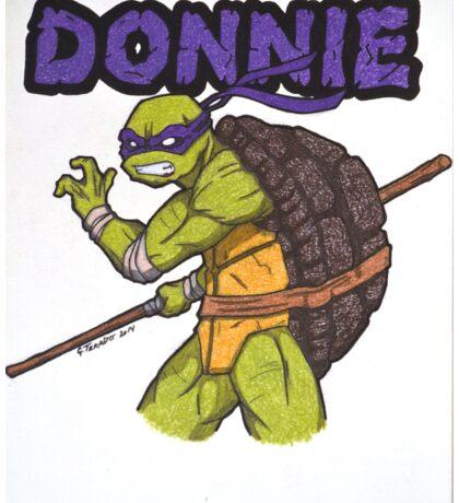 Donnie Sticker