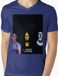 Animal Collective #4 Mens V-Neck T-Shirt
