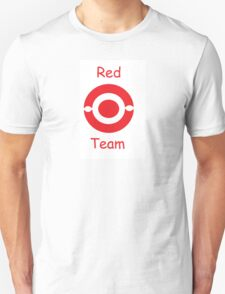 pokemon team red Unisex T-Shirt