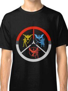 Pokemon Go Teams Classic T-Shirt