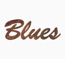 Old Rusty Blues Baby Tee