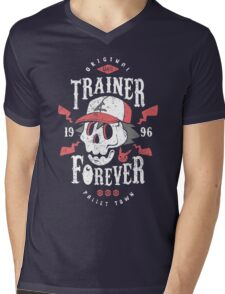 Trainer Forever Mens V-Neck T-Shirt