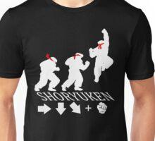 Shoryuken - Rising Dragon Fist  Unisex T-Shirt