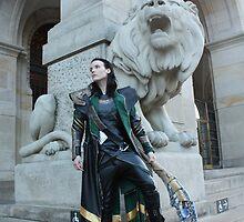 King Loki by UkiyoTH