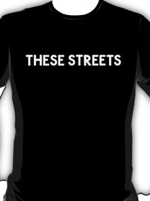 Bastille - These Streets #2 T-Shirt