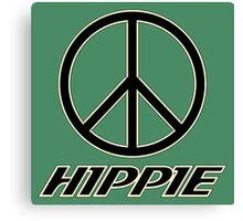 Cool Hippie Canvas Print