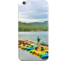 Color Choices iPhone Case/Skin