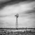 Western Windmill by Thomas Young