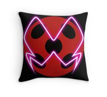 Akuma Ladybug Throw Pillow