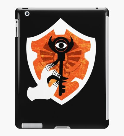 Whomever Holds the Master Key iPad Case/Skin