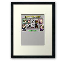 Kommunity Ko-Op Framed Print